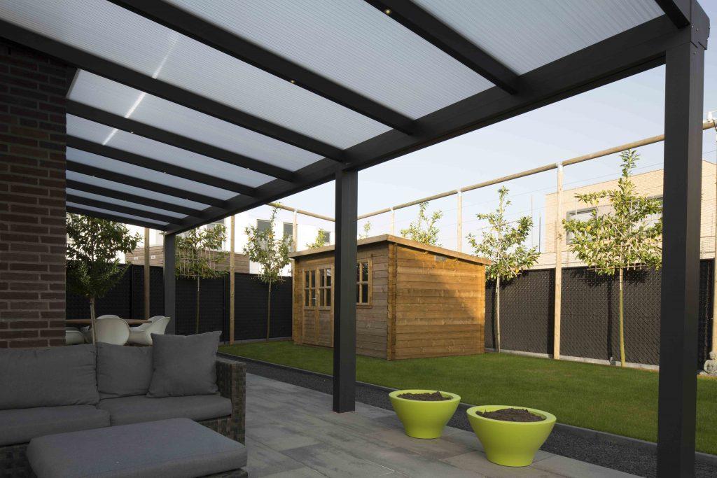 HGD Boerboom - Overkapping tuin