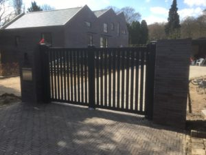 HGD Boerboom - Hekwerk en poort