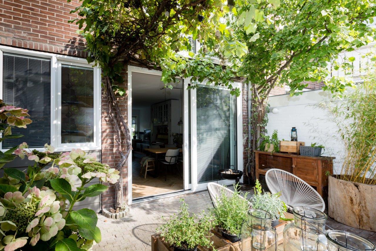 HGD Boerboom - Kunststof schuifpui buiten