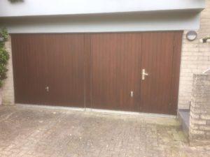 HGD Boerboom - Oude Garagedeur