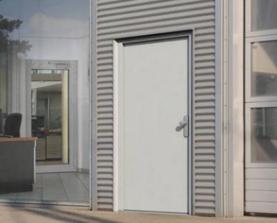 HGD Boerboom - Functionele deuren voor de utiliteitsbouw