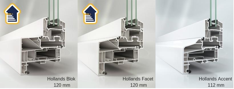 HGD Boerboom - kunststof kozijnen - Select Windows