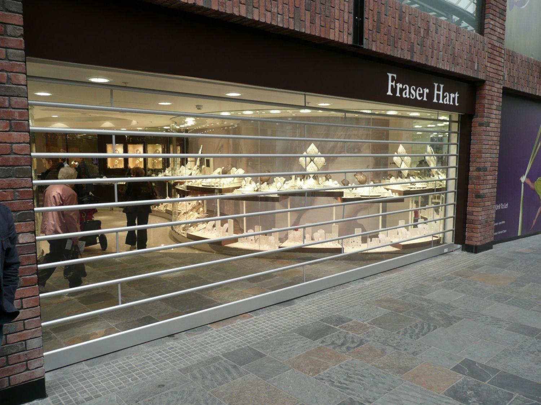 HGD Boerboom - Trans winkelruimte