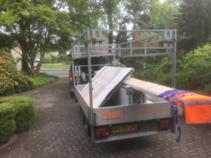 HGD Boerboom - transport sectionaldeuren garagedeuren