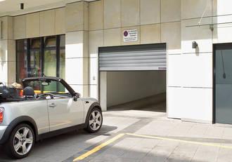 HGD Boerboom - collectieve garagedeuren