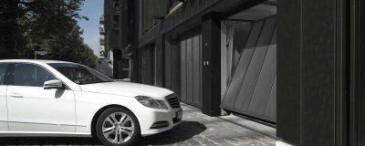 HGD Boerboom - garagedeuren voor collectieve garages